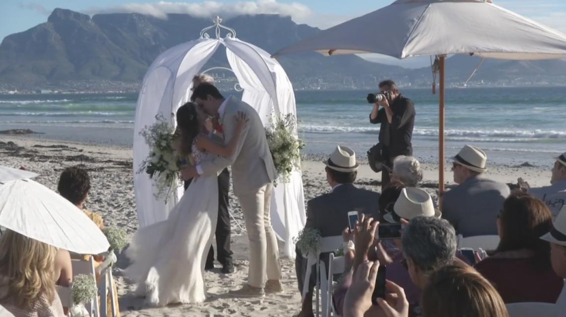 Cibele and Vandre's Wedding Video