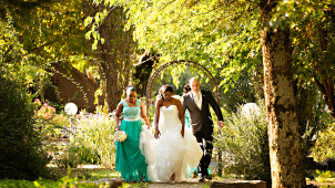 Lebo & Phumlani's Wedding in Bethlehem at Lavender Hill Estate