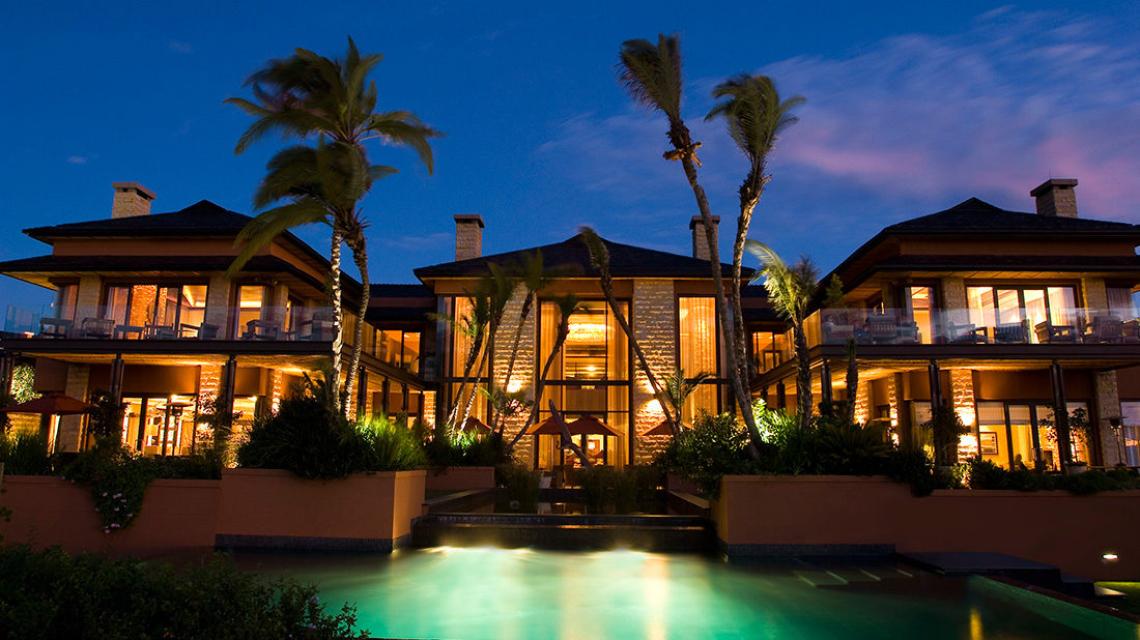 Venues by Marius; Conrad Pezula Resort and Spa