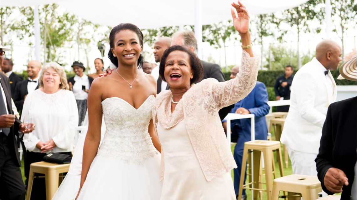 Sandisiwe & Hlumelo Biko's Wedding in Stellenbosch at Cavalli Estate