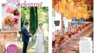 Wedding Inspirations – Spring 2017 Issue