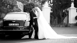 Julia & Michael Morreira's Wedding in Johannesburg at Villa Arcardia