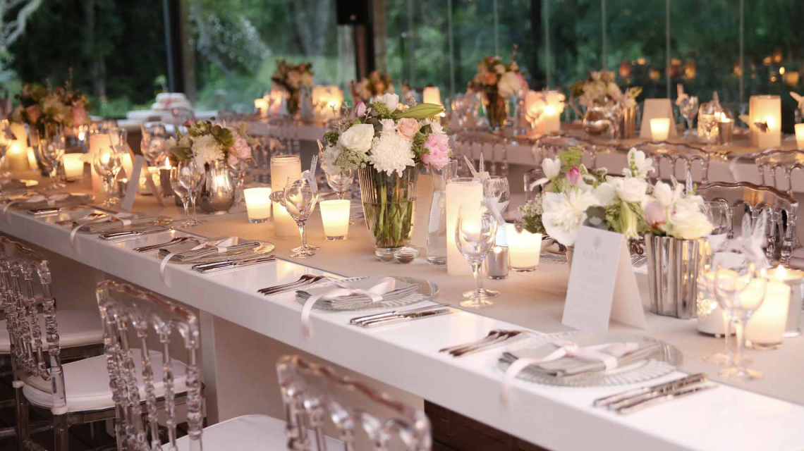 De Lindt & Charl Vorster's Wedding on The Garden Route at Forest Hall