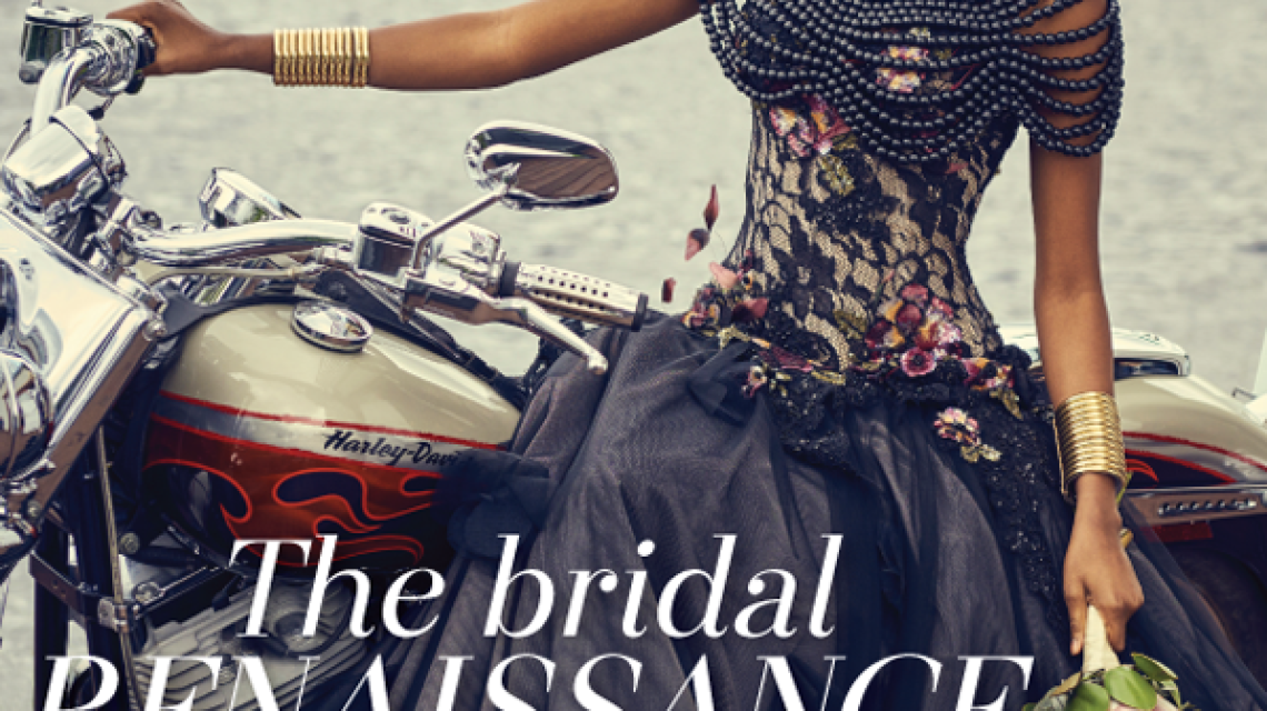Jan 2017 Cover – Nubian Bride – issue 13