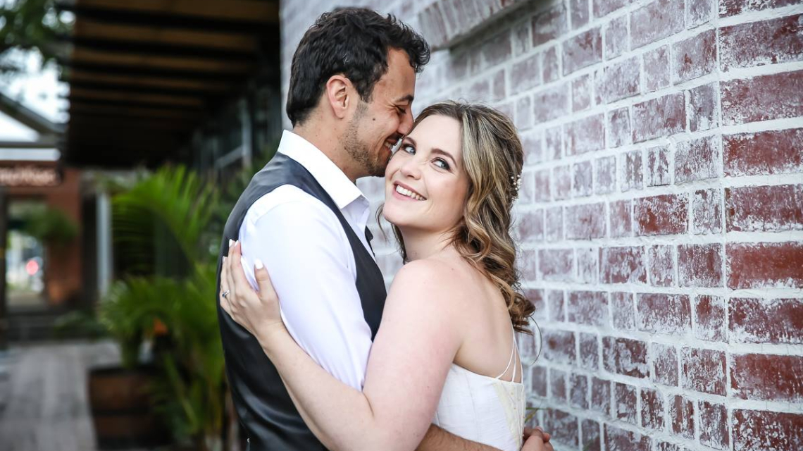 Alison & Jason