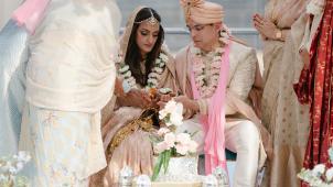 Anu & Sachin