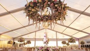 Francesca and John Stokes's Wedding at Kurland Pavilion, Plettenberg Bay, South Africa