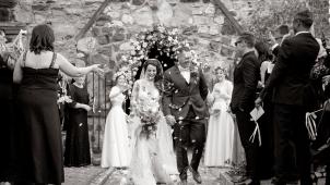 Francesca and John's Wedding Video