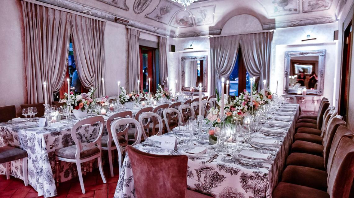 Liesel and Arno Ashman's Wedding at Castello di Monte, Waterkloof, Pretoria, South Africa
