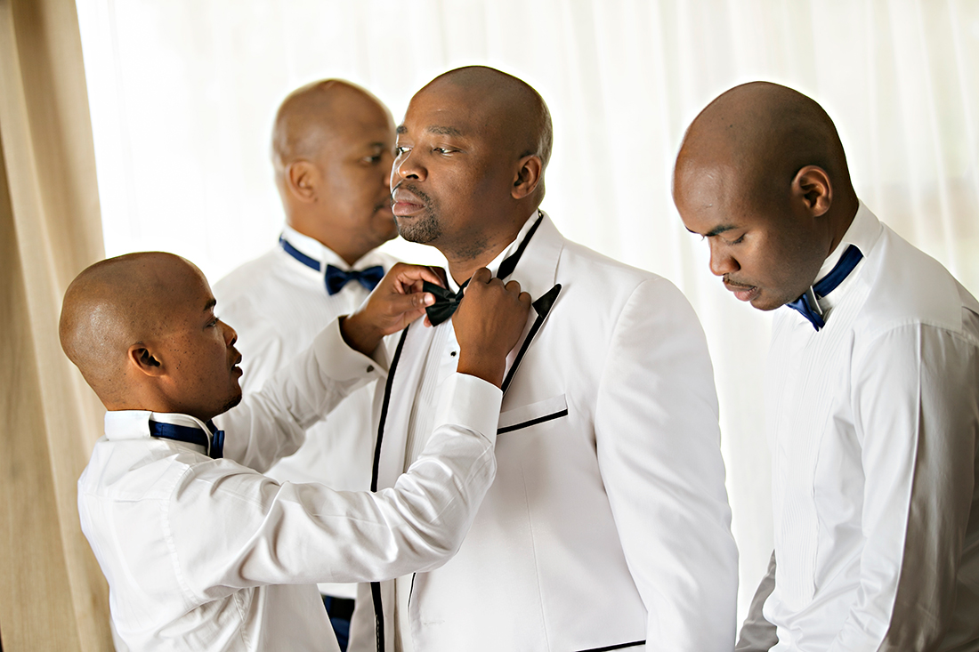 Lebo & Phumlani's Wedding at Lavender Hill