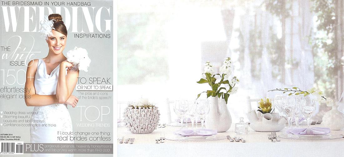 Wedding Inspirations – Autumn 2014