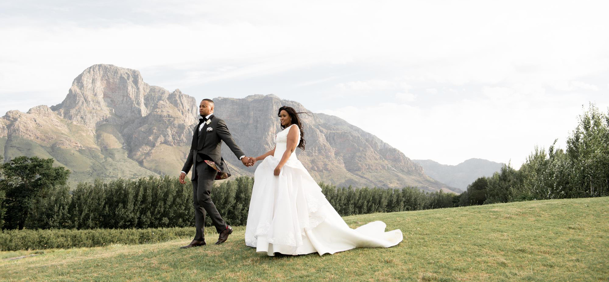 Wedding planners videos of weddings managed by Marius