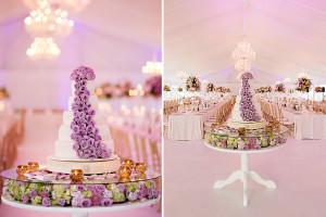 Unique Cake installation