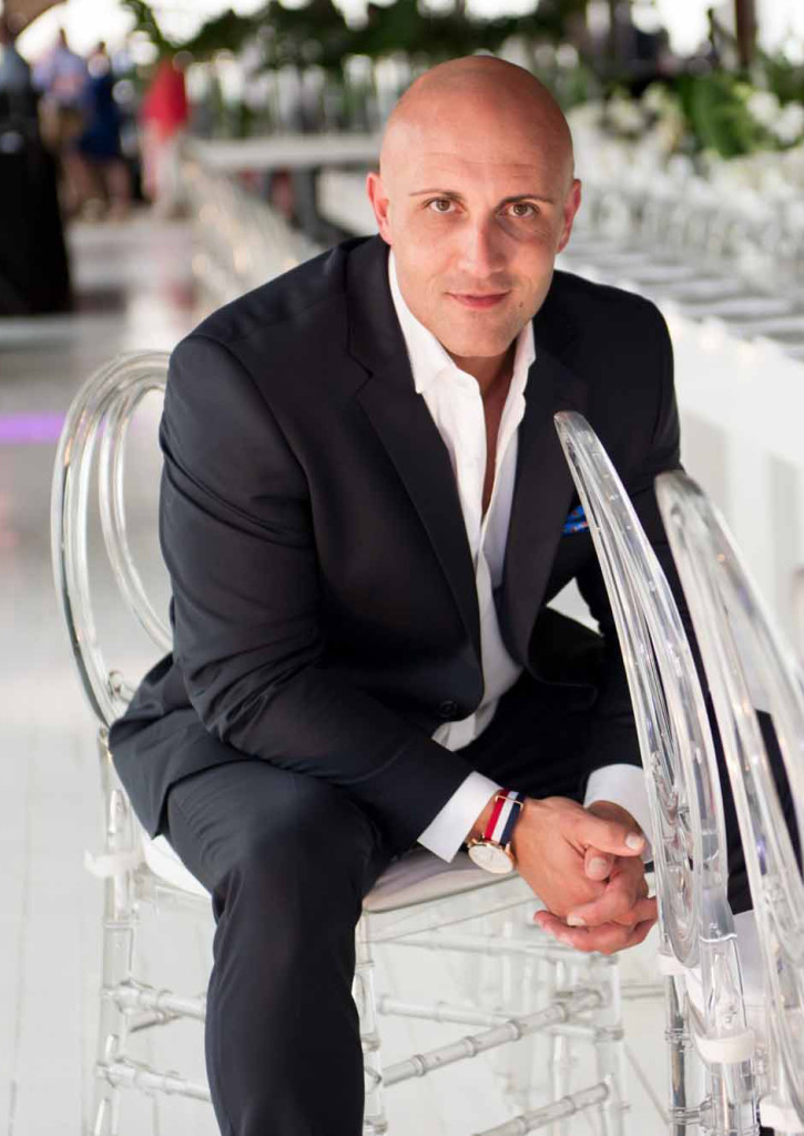 Marius is a top wedding coordinator in South Africa