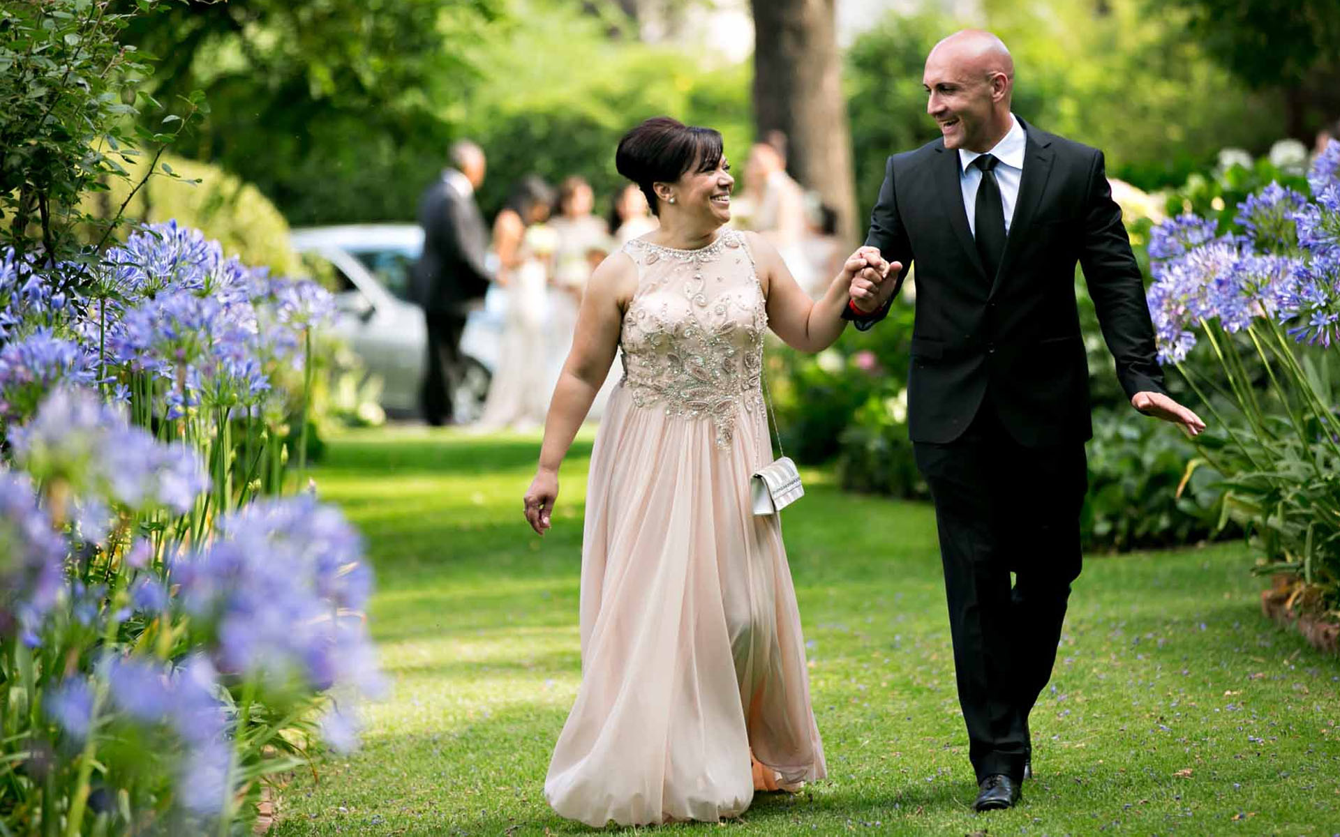 All about Marius Barnard the Wedding coordinator