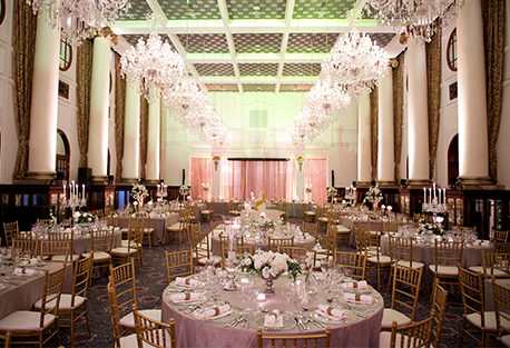 Contact us today about our wedding services; Choosing the Wedding Venue