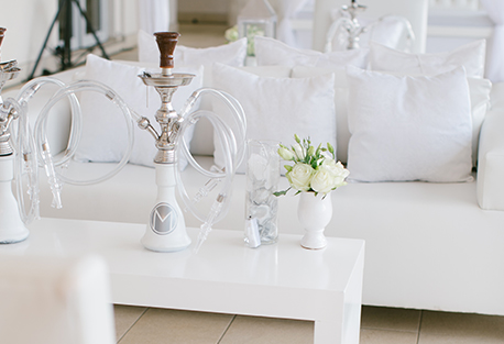 Contact us today about our wedding services; Wedding Décor design, flowers and lighting