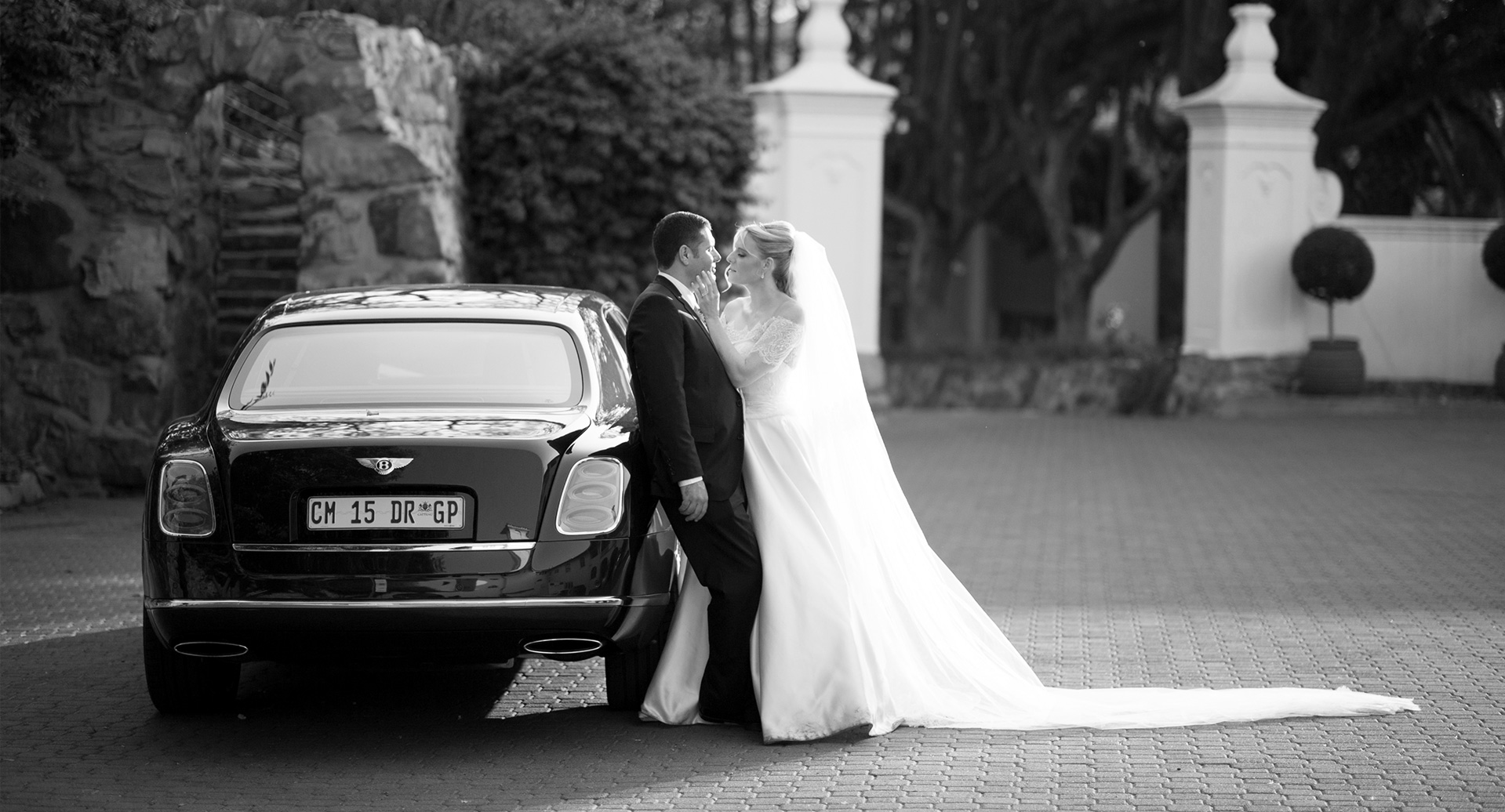 Top South African Wedding Planner - Weddings by Marius