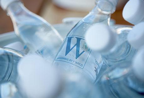 Wedding gifts & Wedding accessories; Personalised water bottles