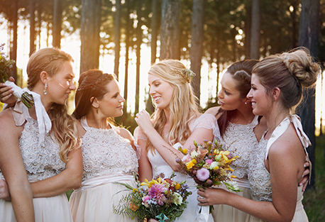 Our wedding services include helping you to enlist the best local service priovidors