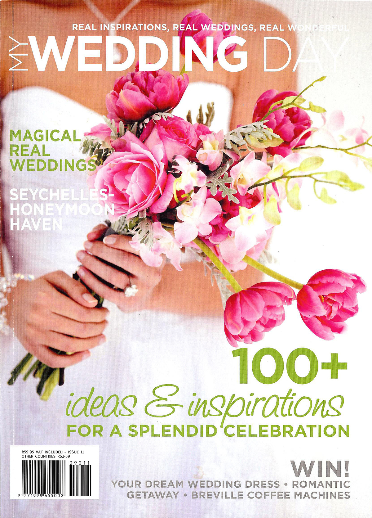 My Wedding day Issue 11