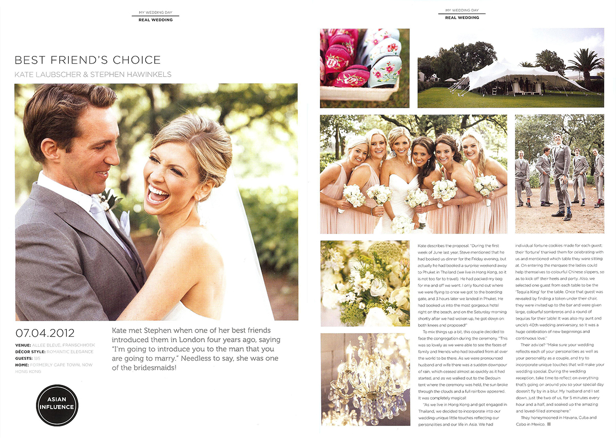My Wedding day Issue 11