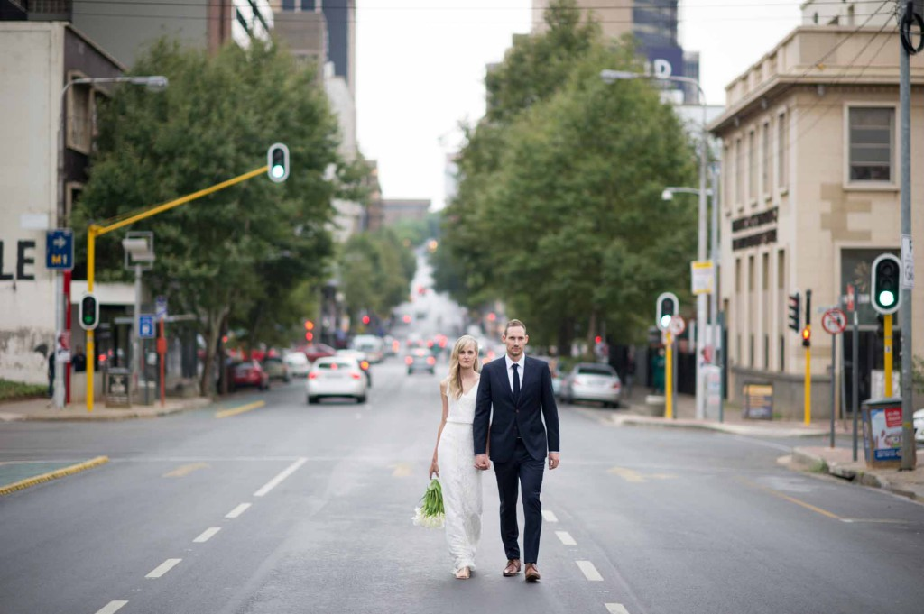 Holly and Raymonds wedding in Johannesburg