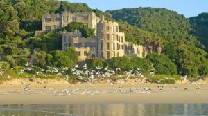 Wedding venues Noetzie castles