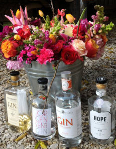 Wedding ideas for 2017 - GIN bars