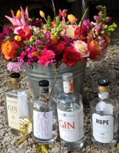 Wedding ideas for 2017 - GIN bars