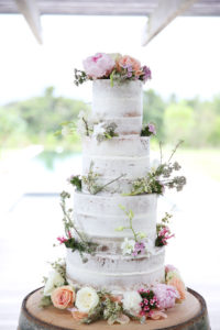 Wedding ideas for 2017 - NAKED CAKES