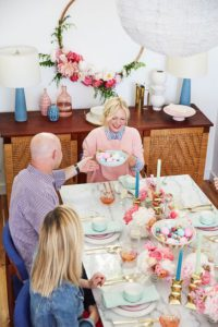 Easter table ideas for family and friends