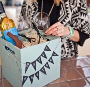 crate gift box