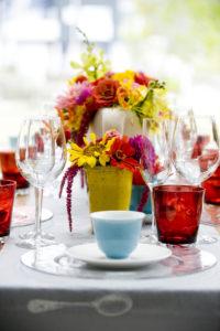 Easter table decor colour schemes
