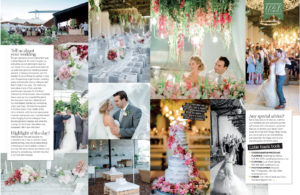 Real Weddings Feature collage