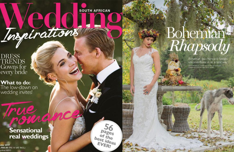 Wedding Inspirations – Winter 2017 Issue