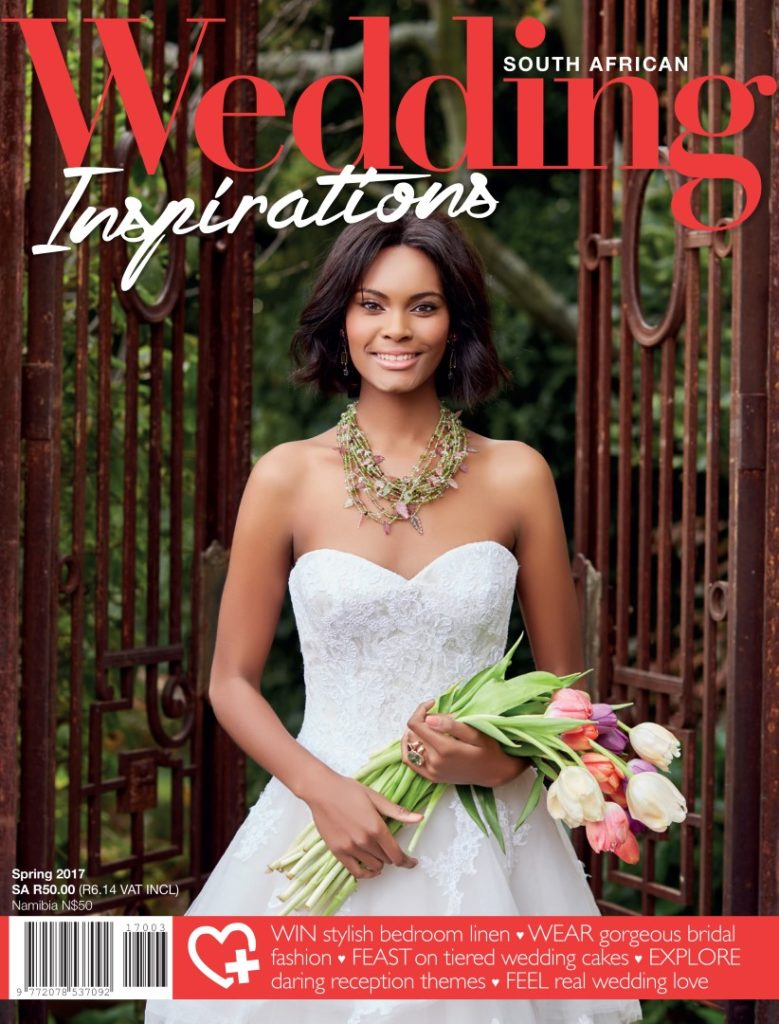 Wedding Inspirations Spring Cover