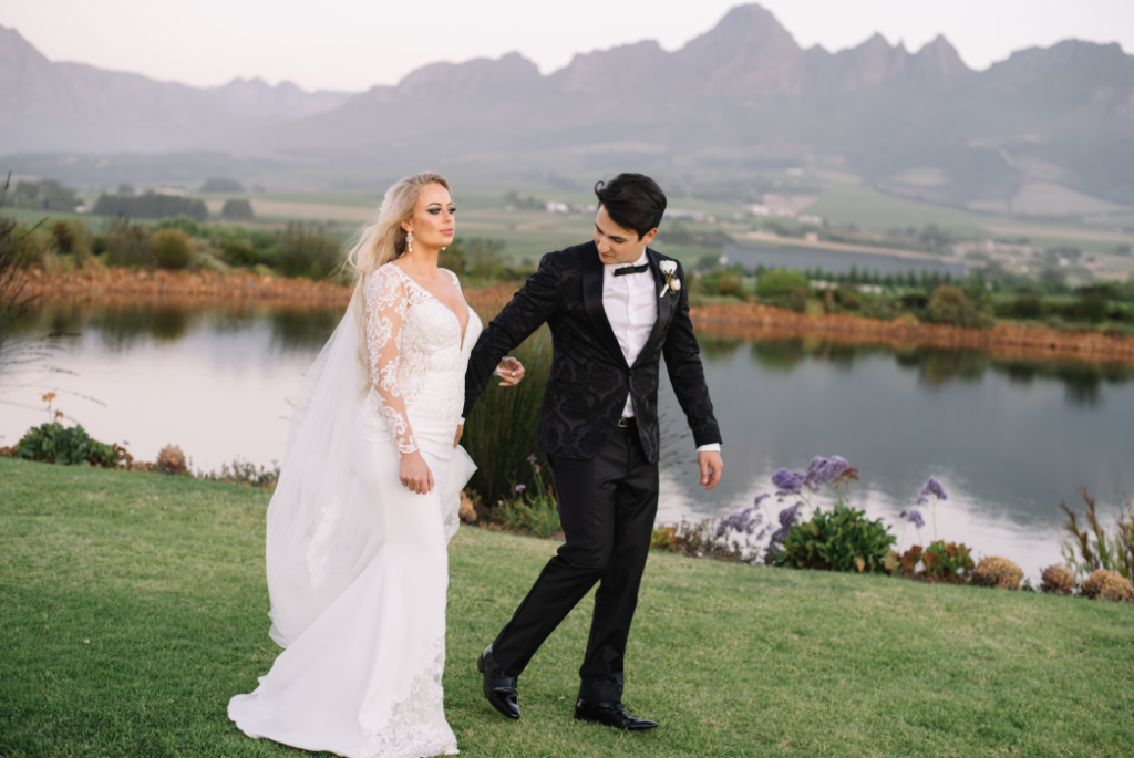 The perfect Cape Town Wedding